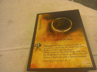 Lord of the Rings trading cards