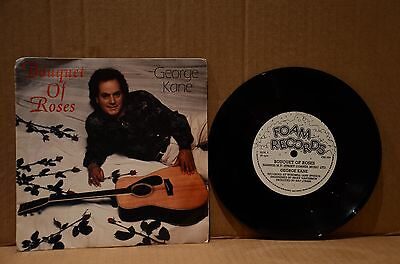 "George Kane - Irish Showbands - ( Country ) 7"" Vinyl - PS - 1980s"