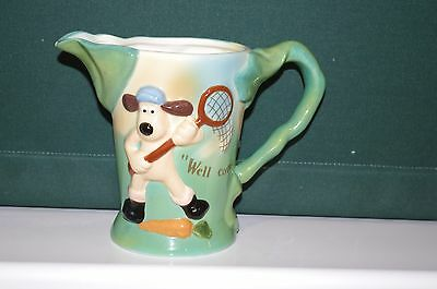 Wallace and Gromit Ceramic Jug