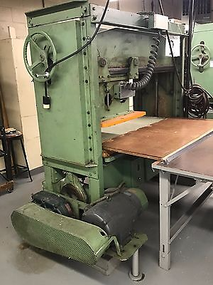 "Herman Schwabe Hercules Die Press Model M ""M"""