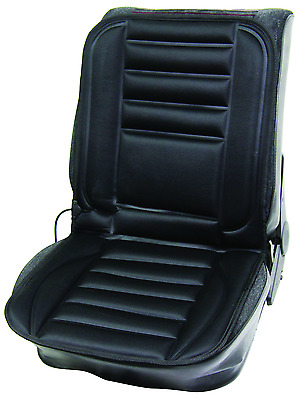 Toyota Prius 12v Heated Seat Cushion Hi / Low Temp 2m Cable Nylon Covering