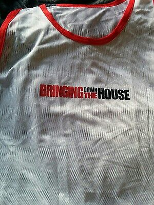 Bringing Down The House Movie Mesh Jersey-Xl-Rare