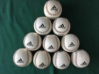 10 Adidas Official T-Balls from Dick's