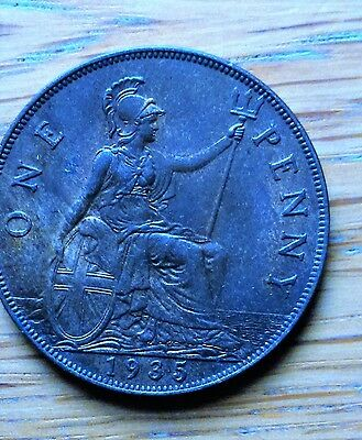 George V 1935 Penny- Lovely Coin