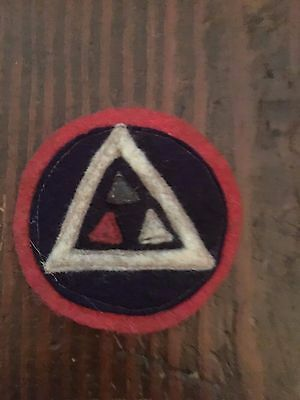 WWI US Army 39th Division Patch AEF