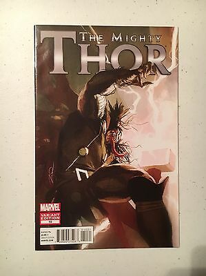 The Mighty Thor #10 Venom Variant! NM Condition!