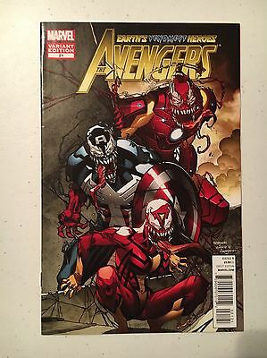 The Avengers Variant Edition #21 Venom Addition! NM Condition!