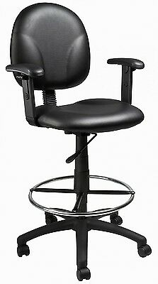 adjustable rolling stool medical drafting chair office furniture workshop desk - Rolling Chair