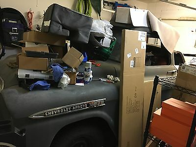 1959 Chevrolet Other Pickups Apache 1959 Chevy Apache pickup-lots of parts