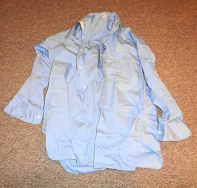 Vintage Blue Imperial Long Sleeve Shirt Take a LOOK !!!!!!!!!!!!!!!!!!!!!!!!!!