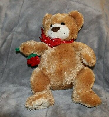 "applause bear 12"" stuffed animal toy"