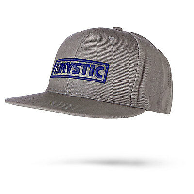 Mystic Kitesurfing Cap 2016 - Local - Grey