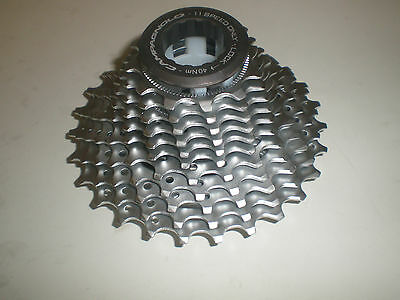 Campagnolo Chorus 11 speed cassette all ratio's