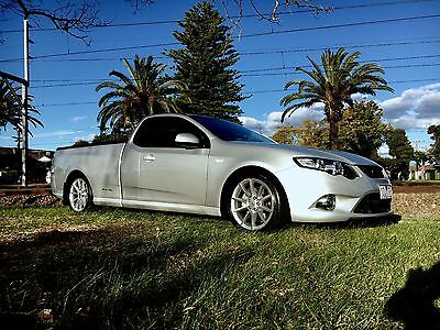 2009 Ford FG XR6 Turbo Ute 6 Speed Manual ******* NO RESERVE AUCTION *******