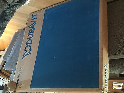 Duravit DuraPlan Flush Fitted Shower Tray Square 1000 x 1000mm 720085