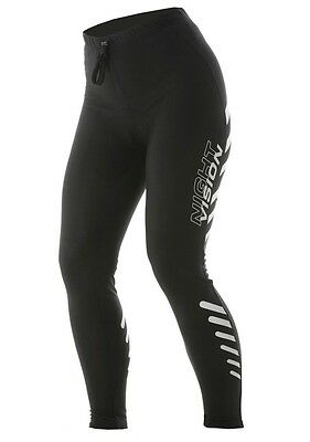 ALTURA Night Vision Waist Tights – Cycling Tights – Black L