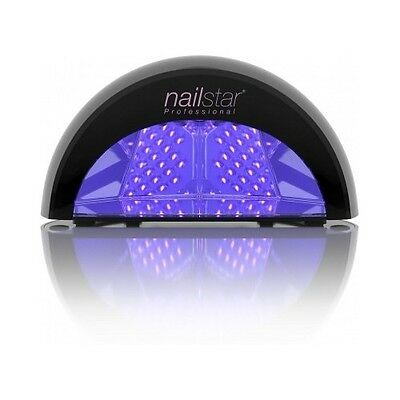 LED Gel Nail Lamp UV Ultra Fast Curing With Timer Polish CND Shellac Gelish New