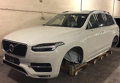 Volvo Not Salvage Xc90 Fully Fitted Shell 2016