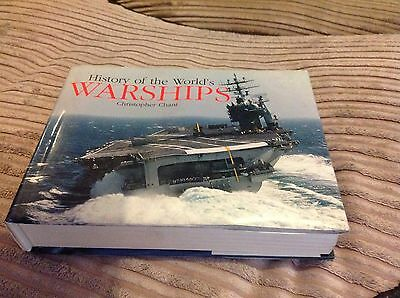 History Of The World's Warships By Christopher Chant