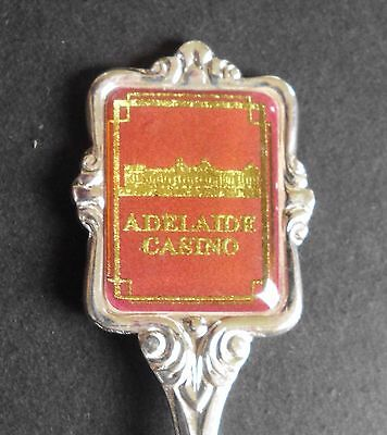 Souvenir Spoon - ADELAIDE CASINO, Sonic Products