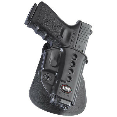 Fobus GL-2 ND Paddle Holster Halfter Glock 17,19,22,23,31,32,34,35,41