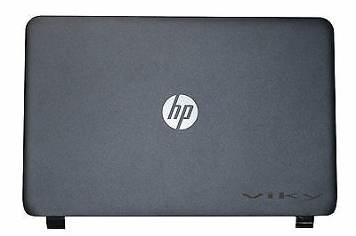 New HP 245 250 255 256 G3 Series Black Lcd Back Rear Lid Cover 749641-001 Matte