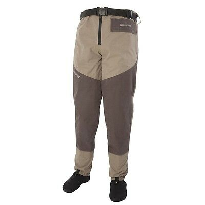 Snowbee Prestige Soft Touch Breathable WAIST Waders Fishing Hunting New