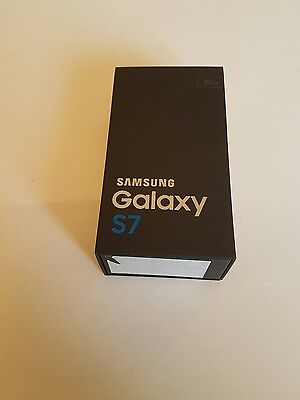 Samsung galaxy s7 box only