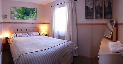Holiday home, The Chalet in Leysdown-on-sea for hire, just 50 miles from London