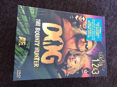 New And Sealed Dog The Bounty Hunter The Best Of Season 1,2 And 3