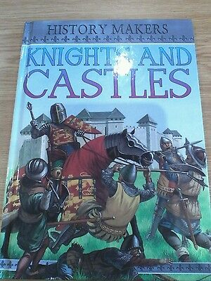 Knights and Castles,  History Makers,  hardback