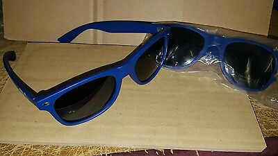 2 Pairs of Fosters Lager Sunglasses - NEW