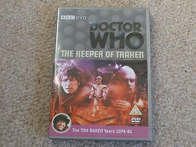 The Keeper of Traken - Dr Who BBC DVD Classic Tom Baker The Master Extras