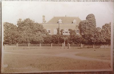 Stutton Postcard Showing Crepping Hall