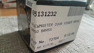 Viewmaster Wide Angle Door Security Viewer