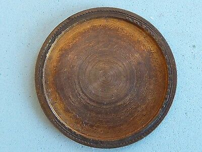 Trick Magic Coin Penny 1875 Engine Turned Out Well Made  (164