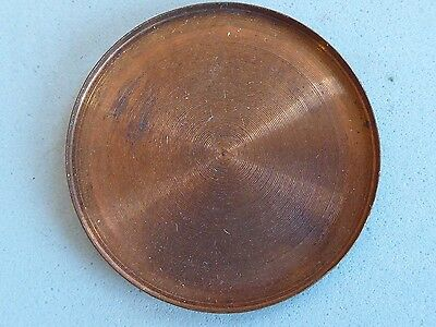Trick Magic Coin Penny 1947 Engine Turned Out Well Made  (165