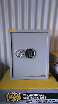 Electronic 71 Key Home Office Combination Storage Safe
