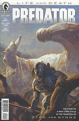Predator: Life And Death #1 - 2016