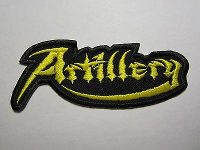 ARTILLERY embroidered NEW patch thrash metal band
