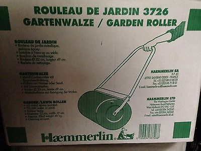 Garden Roller/Lawn Roller **Collection Only From Basingstoke**