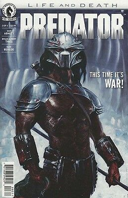 Predator: Life And Death (2ND COPY) #3 - 2016