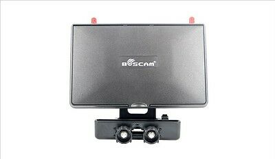 Boscam Galaxy D2 7in FPV Monitor/ Display Built-in 5.8G 32CH Dual Receiver with