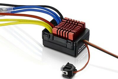 Hobbywing QuicRun WP-860 Dual 60A Brushed ESC For RC Car