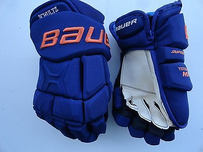 Pro Stock Return New Bauer SUPREME TOTAL ONE NXG Hockey Gloves