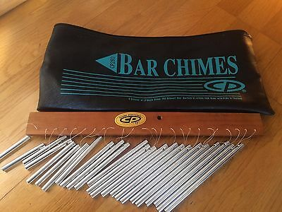 CP by LP Percussion Bar Chimes +Bag