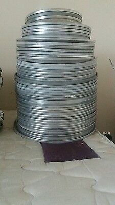50 drum heads various sizes and makes