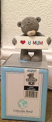 Me To You Bear Love You Mum 40237 Boxed