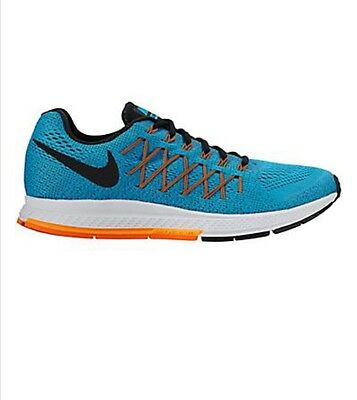 Youth Nike Air Zoom Pegasus 32 Running Shoes  Blue Lagoon Size 6Y
