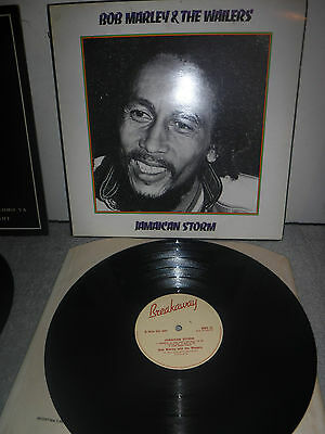 Bob Marley & The Wailers - Jamaican Storm (1983) First Press